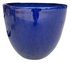 decorator pot juicy blue