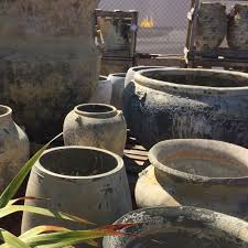 Pots & Water Features